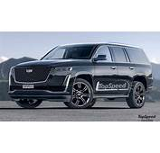 2020 Cadillac Escalade  Top Speed