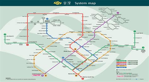 singapore mrt map singapore mrt map singapore travel guide for myanmar