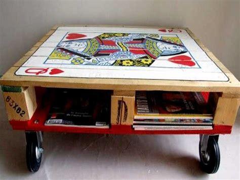 Jeux à Faire à Table Fabriquer Table Basse Palette Th71 Jornalagora