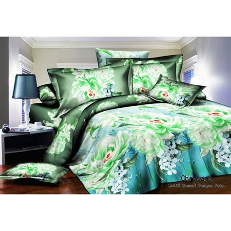 Bed Cover Polos Valerry Tinggi 30cm Uk 180x200 buy sprei ukuran 180x200kain microtex disperse halus tidak luntur deals for only rp85 000