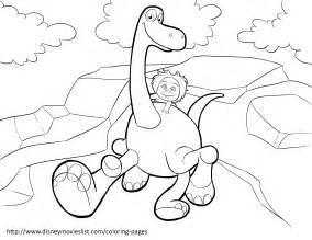 disney good dinosaur coloring pages sheet free disney printable good dinosaur color