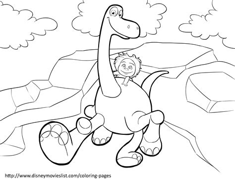 dinosaur color pages disney s the dinosaur coloring pages sheet free