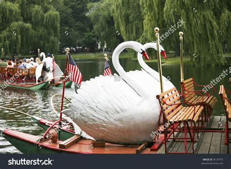 swan boats pics swan boats in the public gardens of boston a popular