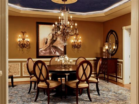 fancy dining rooms photos hgtv