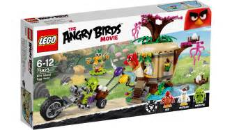 75823 bird island egg heist products lego 174 the angry