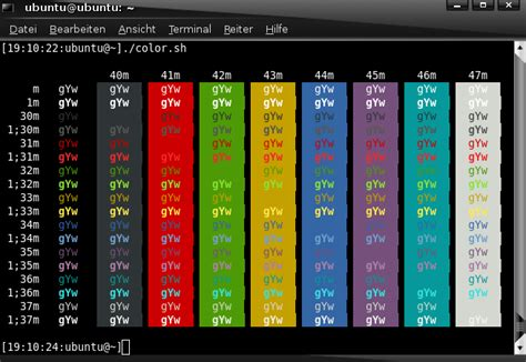 bashe color how to change your hostname and computer name s color in