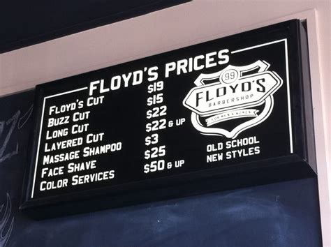 floyds haircuts austin floyd s prices yelp