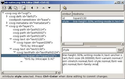 inkscape tutorial cz průvodce svg xstudio inkscape a dalš 237 svg editory