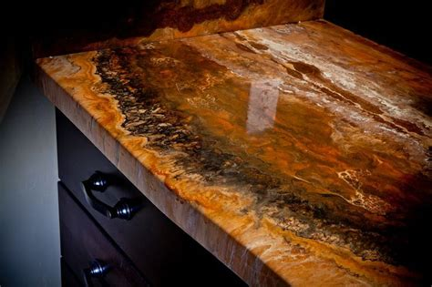 bar top finish home depot bartop countertops epoxy kits home improvement pinterest