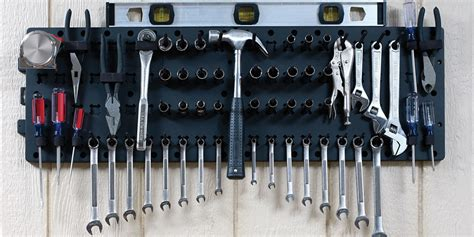 Garage Organization Hangers Quot The Tool Hanger Quot Is The Garage Organizer You Ve Been