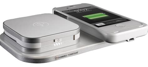 mobile charger on the go duracell powermat wired or wireless charging system on