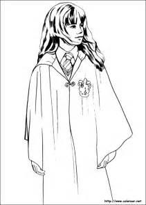 Dibujos Para Colorear De Harry Potter sketch template