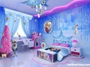 Frozen Bedroom Decorations Frozen Inspired Bedroom Ideas