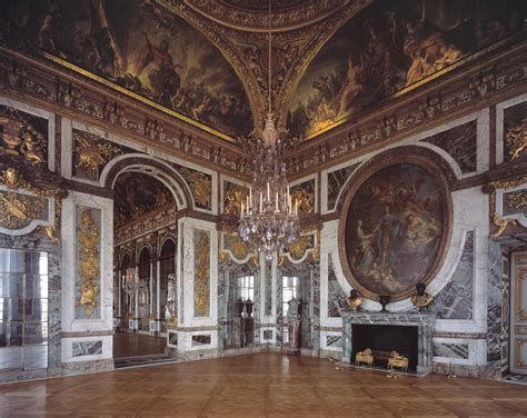 versailles and salons on