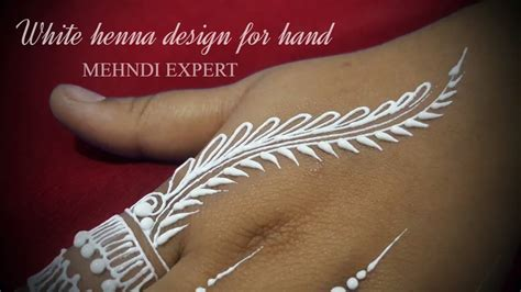 how to apply a henna tattoo diy how to apply white henna paint temporary