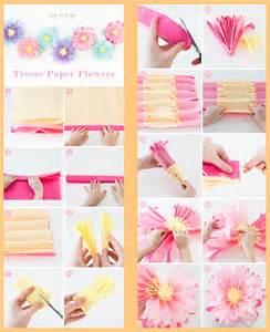 What Is Diy diy fleur en papier d 233 co mariage atelier mon petit monde