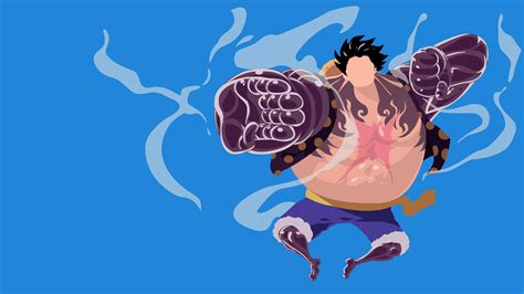 onepiece lutfy gear fourth hd wallpaper background image