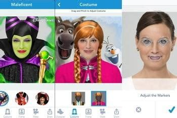 new iphone app turns selfies into 3d disney characters