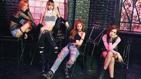 blackpink live boombayah boombayah becomes blackpink first mv to reach 300