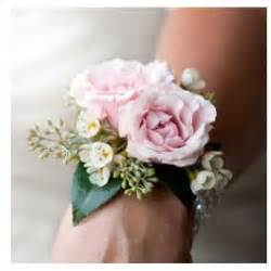 pink corsage corsage for his homecoming date boy