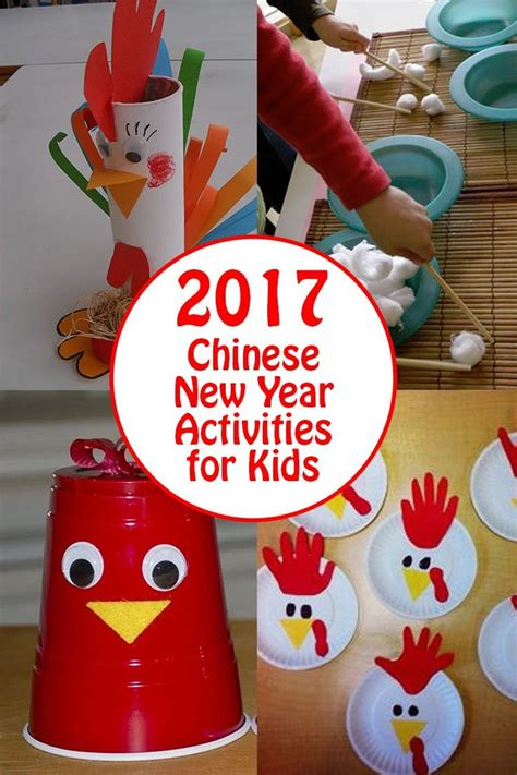 year crafts for 2017 new year activities and rooster crafts