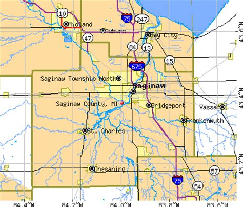 map of saginaw county michigan saginaw county michigan detailed profile houses real