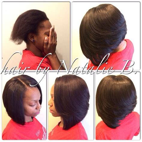 sew in layered bob hairstyles is long hair not your thing no worries i offer short