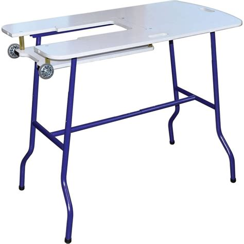 swing tables 8 flexible best sewing machine tables with cabinet