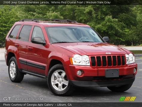 jeep grand cherokee red interior 2006 jeep grand cherokee red 200 interior and exterior