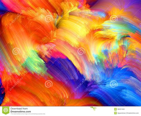 language of color and texture great design for sloped colorful texture stock photos image 36321493