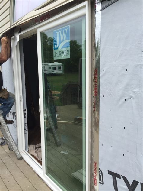 Jeld Wen Patio Door Installation Jeld Wen Patio Door Installation Hicksville Ohio Jeremykrill