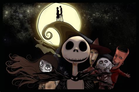 Nightmare Before - free wallpapers nightmare before