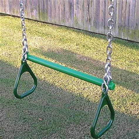 ring trapeze bar combo swing trapeze rings combo rcstc 35