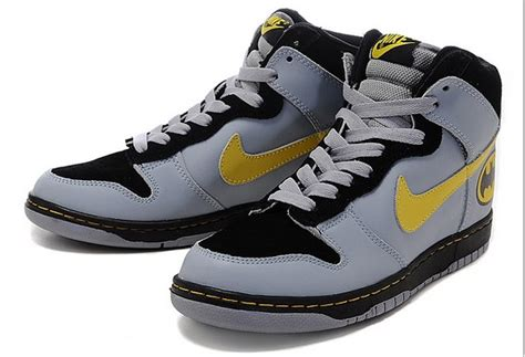 batman sneakers for nike dunks custom design sneakers grey nike dunks batman