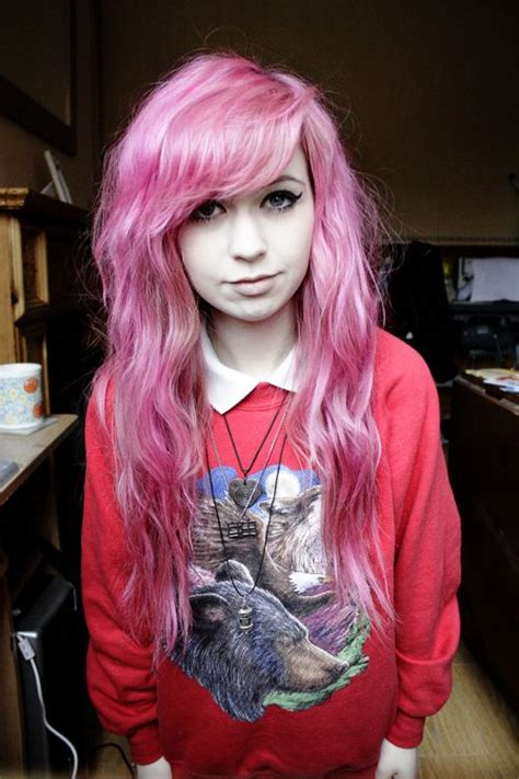 emo hairstyles without bangs 1000 images about scene hair on pinterest scene hair