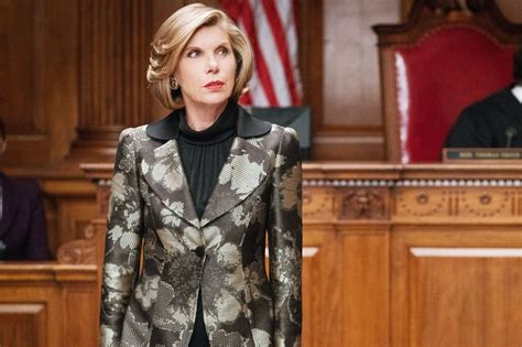 jair style for the goodwife diane lockhart hairstyle fade haircut