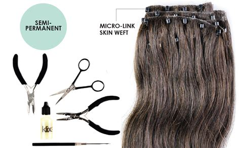micro link method hair extension methods pros cons budget more hem