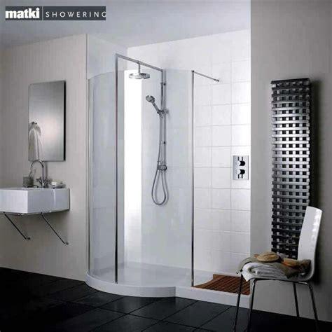matki original walk in curved recess shower enclosure uk bathrooms