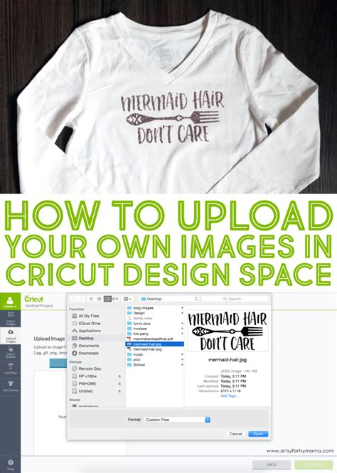 how to design your own hoodie at home how to upload your own images in cricut design space