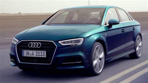 Audi Limousine A3 by Atemberaubend Faszinierend Die Audi A3 Limousine Youtube