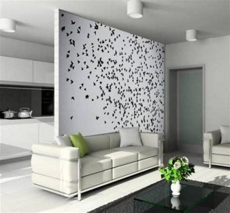 wallpaper accent wall ideas living room amazing interior