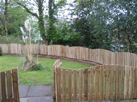 Shaped Fence Panels Fencing And Decking Paisley 1st Fencing And Decking