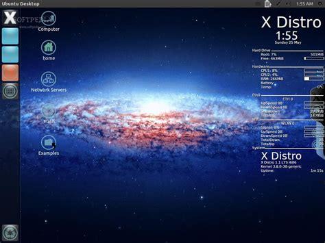 X Linux x distro 1 0