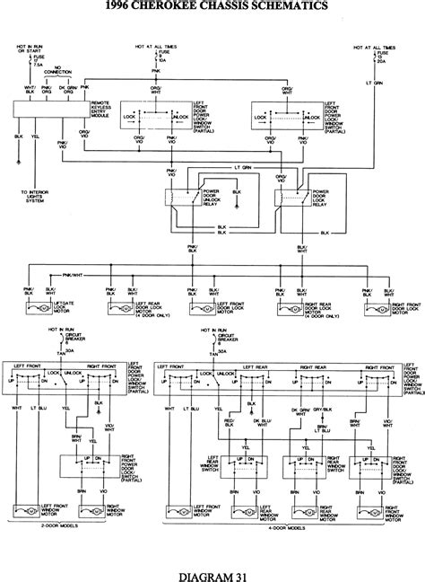 2015 jeep wrangler unlimited wiring diagram wiring