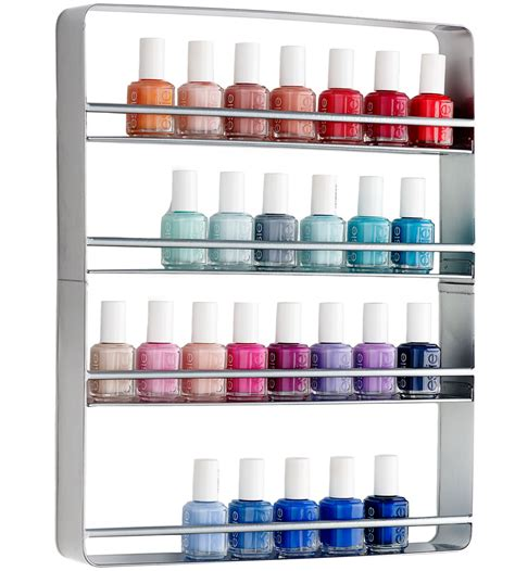 Nail Rack by Wall Mount Nail Rack In Nail Storage