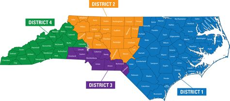 district map of district map