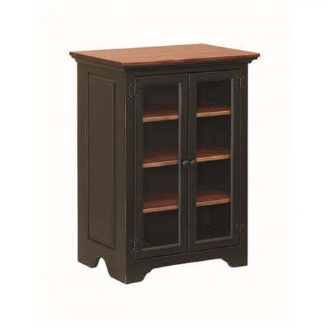 pine wall cabinet with glass doors pine stereo cabinet with glass doors country furniture