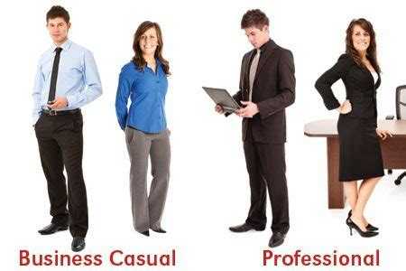 decode the dress code – business casual vs. business