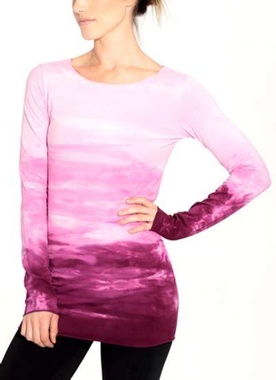 N40 Sky Flow Spandex flow tunic earth clothing