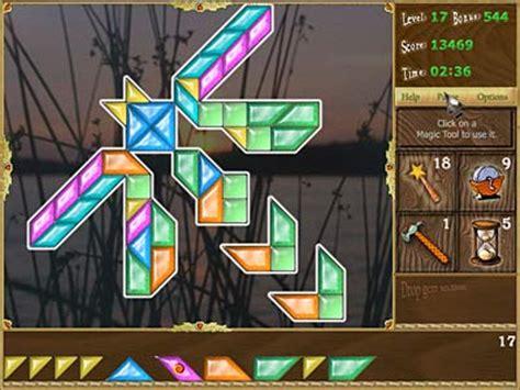 puzzle inlay game download   screenshot #3   chocosnow.com